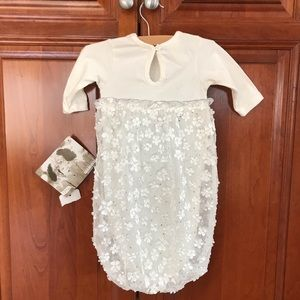 cach cach One Pieces - New Cach Cach Take me home / Christening gown 0-3